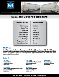 5161cfc Covered Hoppers