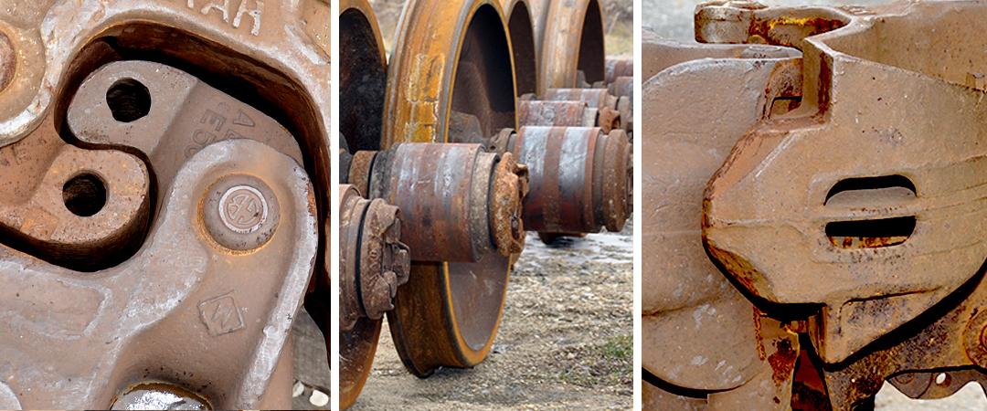 Railcar Dismantling & Parts - DJJ