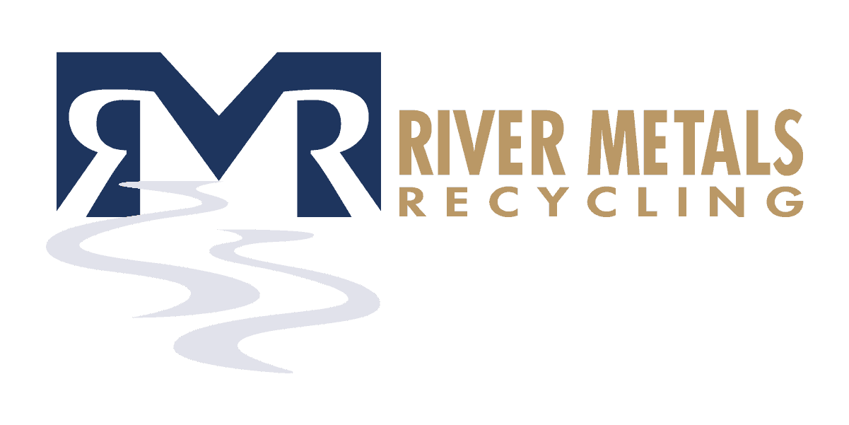 RMR blue and gold logo